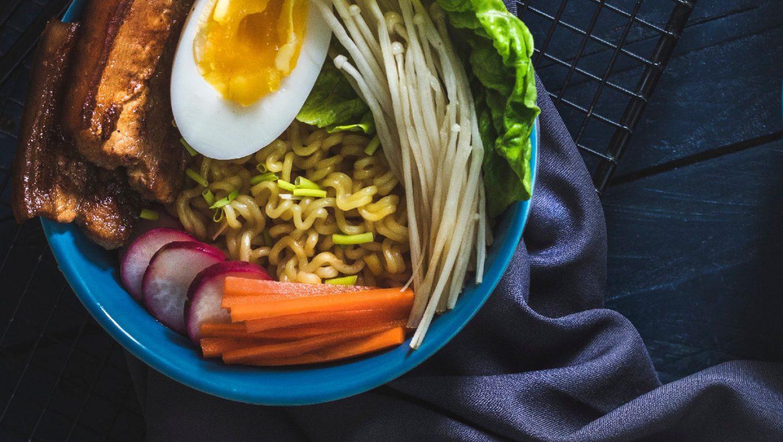Pork Belly and Noodle Ramen